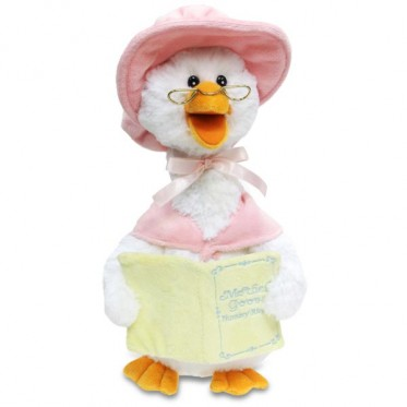 Singing Mother Goose - Pink