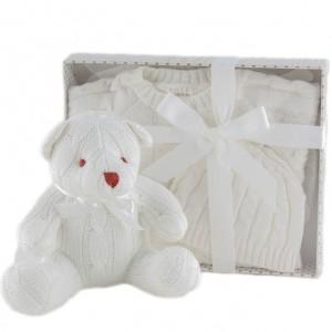 Cute Knits - White