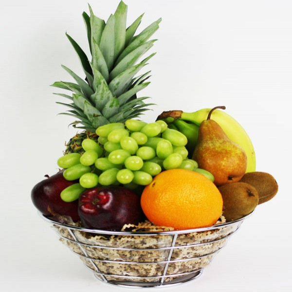 Contemporary Fruit Bowl